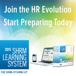 2015 SHRM Learning System