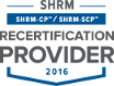 SHRM Recert Provider Logo