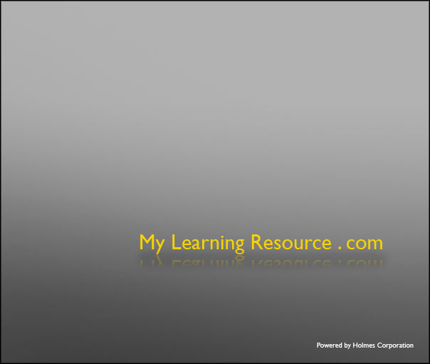 my learning resource